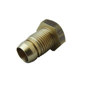 "1/4"" Nut and Ferrule"