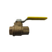 "1/4"" F/F L/H Ball Valve (UL Approved)"