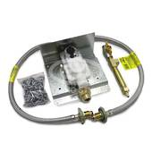 Galpro8 - 8kg Auto Change LPG Regulator Kit