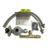 12kg Auto change LPG Regulator Kit