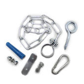 Hob Restraint Kit with Steel Chain