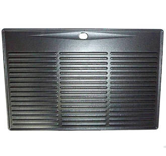 Ribbed Barbeque Plate 325 x 485mm