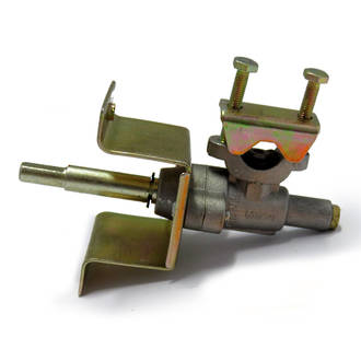 Barbeque Burner Valve