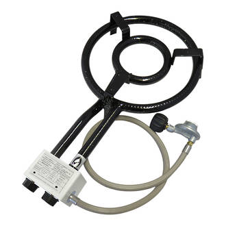 350mm LPG Ring Burner