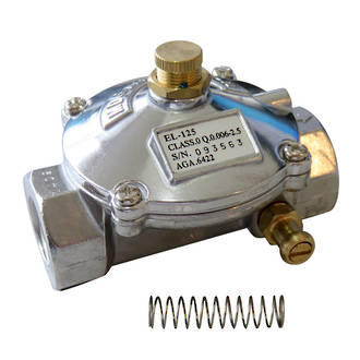 Appliance Regulator 1/2""