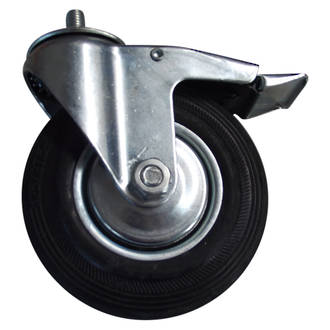Mount Forge Right Wheel , Brake, No Bracket