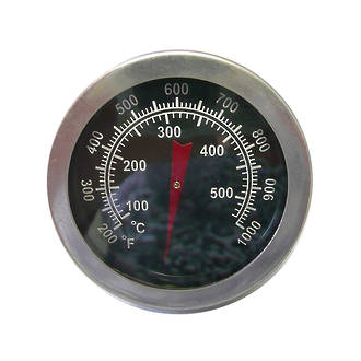 Barbeque Thermometer 54mm