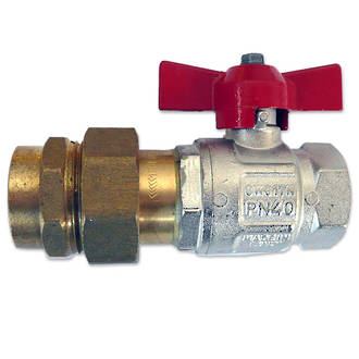 Union Ball Valves