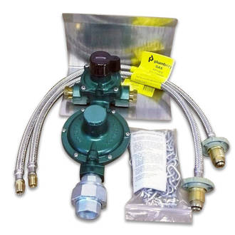 12kg Auto change Regulator kit