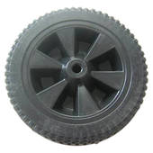 Plastic BBQ Wheel 170mm x 10mm