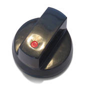 BBQ Control Knob (6mm valve shaft)