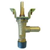 Barbecue Valve side burner