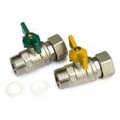 Swivel/M Water / Gas T/H Kit