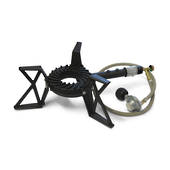 7kw Cast Iron Ring Burner Kit