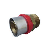 Pexal Male Connector 26mm x 3/4""