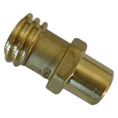 Forklift Male Acme Connector