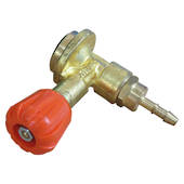 Valve for Disposable Propane Cylinder