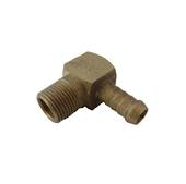 "Male Barb Elbow 10mm x 3/8"" M BSPT"