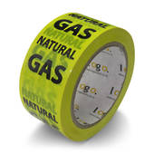 Warning Tape - Natural Gas