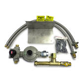 12kg Autochange Kit with 20mm Drain Kit