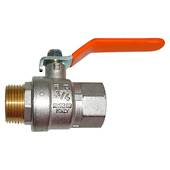 Solar High Temp Ball Valve - Male / Female