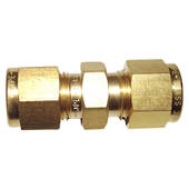 Straight Union Connector